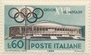Italy 1960 Olympic Games Rome f