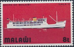 Malawi 1975 Lake Malawi Ships b