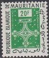 Mauritania 1961 Cross of Trarza f.jpg