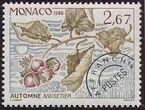 Monaco 1986 The Four Seasons of the Hazel Nut Tree c