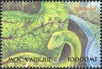 Mozambique 2002 Dinosaurs t