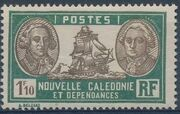 New Caledonia 1928 Definitives r