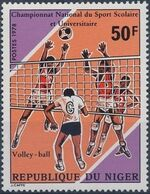 Niger 1978 National University Games' Championships a