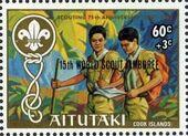 Aitutaki 1983 15th World Scout Jamboree (Semi-Postal Stamps) c