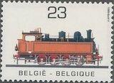 Belgium 1985 Public Transportation Year c