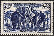 Cameroon 1939 Pictorials x