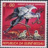 Guinea-Bissau 1978 Endangered Species c