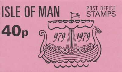 Isle of Man 1979 1000th Anniversary of the Tynwald Parlament Bb