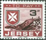 Jersey 1978 Arms and Scenes from Jersey Parishes c
