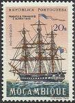 Mozambique 1963 Development of Sailing Ships s