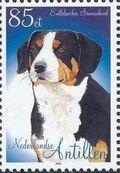 Netherlands Antilles 2004 Dogs k
