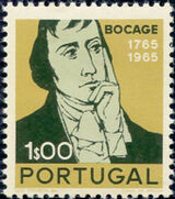 Portugal 1966 2nd Centenary of the Birth of Bocage a