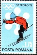 Romania 1971 Olympic Games Sapporo' 72 e