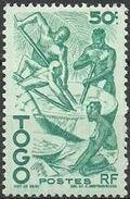 Togo 1947 Native Scenes c
