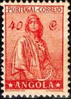 Angola 1932 Ceres - New Values g