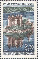 France 1966 Tourism - Val Chateau a