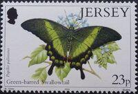 Jersey 1995 Butterflies b