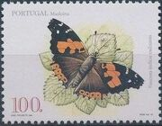 Madeira 1997 Insects from Madeira Island (1st Issue) c