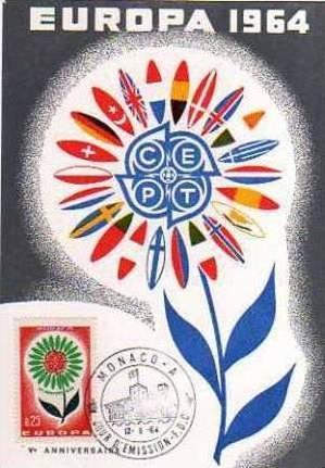 Monaco 1964 Europa ma