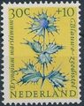 Netherlands 1960 Surtax for Child Welfare - Flowers e.jpg