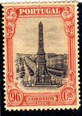 Portugal 1926 1st Independence Issue o