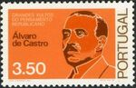 Portugal 1980 Famous Thinkers of the Republican Movement (2nd Group) a
