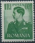 Romania 1940 King Michael I - Semi-Postal (1st Group) a