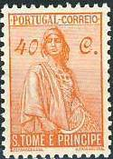 St Thomas and Prince 1934 Ceres - New Values g