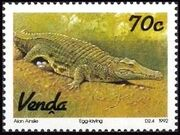 Venda 1992 Crocodile Farming b