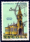 Angola 1963 Churches e