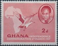 Ghana 1957 Independence a