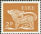 Ireland 1968 Old Irish Animal Symbols a
