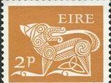 Ireland 1968 Old Irish Animal Symbols