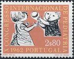 Portugal 1962 10th International Congress of Pediatrics c