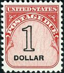 United States of America 1959 Numerals (Postage Due Stamps) q