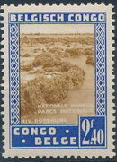 Belgian Congo 1938 International Congress of Tourism - National Parks d