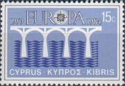 Cyprus 1984 EUROPA - CEPT b