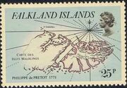 Falkland Islands 1981 18th Century Maps and Charts of the Falkland Islands e