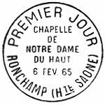 France 1965 Tourism PMa
