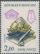 France 1986 Minerals a