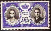 Monaco 1956 Wedding of Prince Rainier III & Grace Kelly c