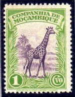 Mozambique company 1937 Assorted designs a