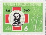 Albania 1963 100th Anniversary of Red Cross g