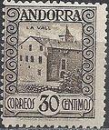 Andorra-Spanish 1929 Local Motifs g