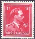 Belgium 1944 King Leopold III Crown and V a