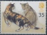 Great Britain 1995 Cats d