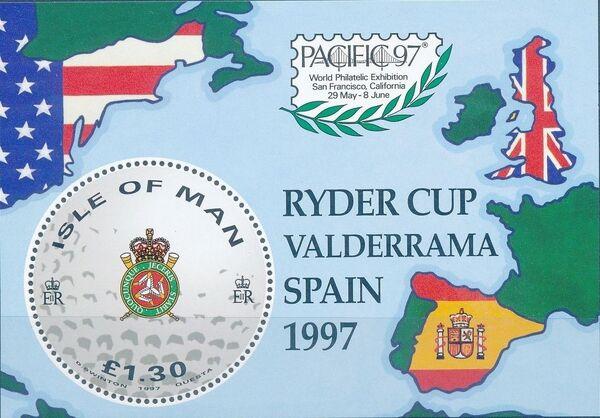Isle of Man 1997 Golf k