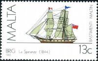 Malta 1983 Maltese Ships (2nd Series) c