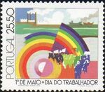 Portugal 1981 International Workers' Day b