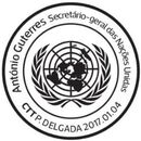 Portugal 2017 António Guterres - UN Secretary-General PMd
